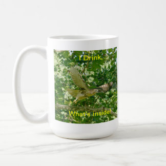 Mug or Stein/ Can't start without what's inside!