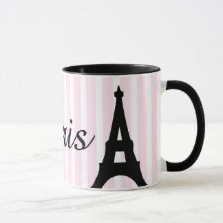 mug,paris,eiffel tower mug