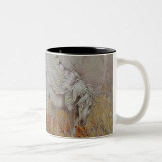 Mug - Pegasus Wildflower Field