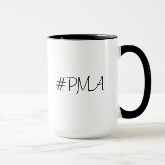 Mug: #PMA: Positive Mental Attitude Mug