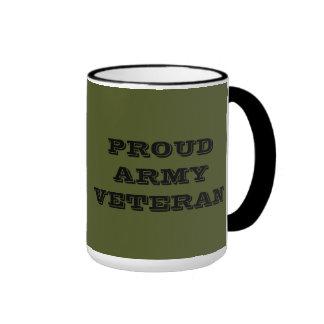Mug Proud Army Veteran