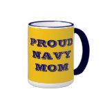 Mug Proud Navy Mum