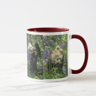 Mug - red panda