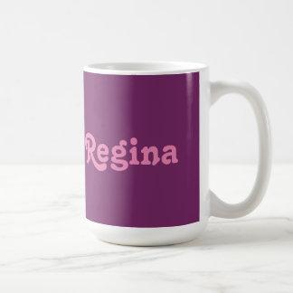 Mug Regina