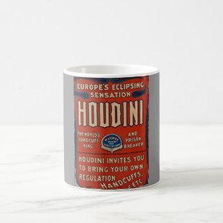 Mug Reproduction Vintage Poster Harry Houdini