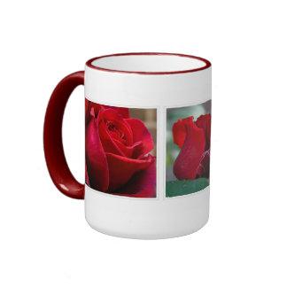 Mug - roses - 02