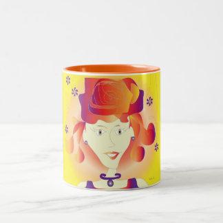 """mug """" Rosie """""""