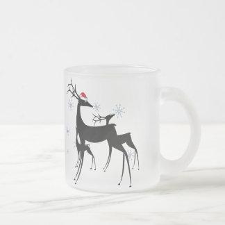 Mug - Santa Reindeer