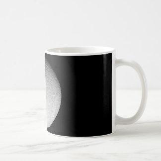Mug: Saturn's moon Rhea Basic White Mug