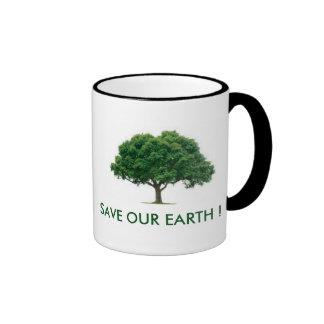 mug save our earth