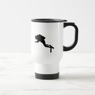 Mug - Scuba diver