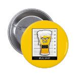Mug Shot Badge