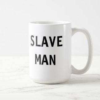 Mug Slave Man