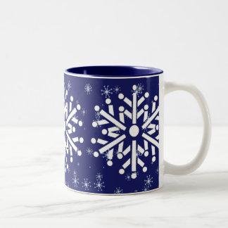 Mug - Snowflakes