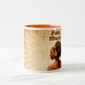 """Mug """"Soul Music """""""