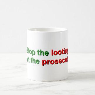 Mug - Start the Prosecuting