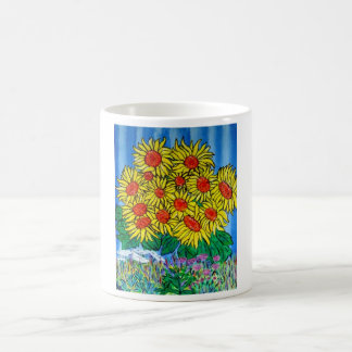 Mug Sunny Sunflowers