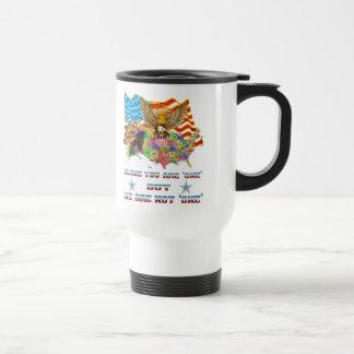 Mug=Tea-Party-T-Set-4 Stainless Steel Travel Mug