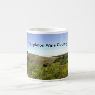 Mug: Templeton CA Wine Country