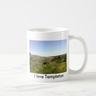 Mug-Templeton CA Wine Country Basic White Mug
