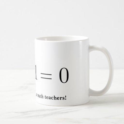 Mug: Thank your math teacher Basic White Mug