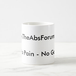 Mug - The Abs Forum