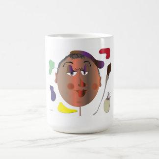 """Mug """"The Artist"""""""
