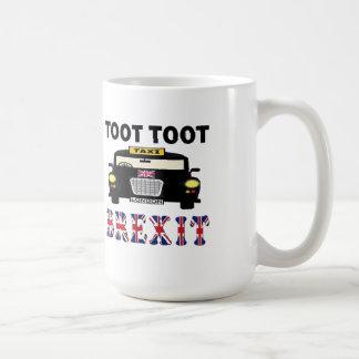 Mug Toot Toot Brexit