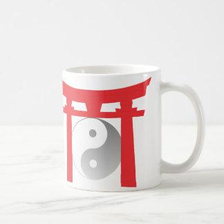Mug Tori Shinto Yin Yang