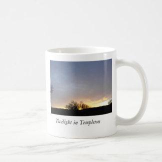 Mug-- Twilight in Templeton Basic White Mug