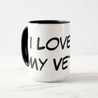 mug, two tone, special, text, black handle, inside mug