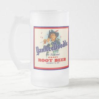 MUG ~ Vintage advertising Yankee Doodle Root Beer