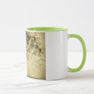 mug,vintage,japan, bonsei mug