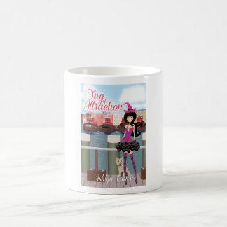 Mug with book cover