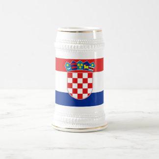 Mug with Flag of Croatia