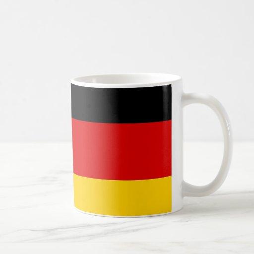 Mug with Flag of Germany