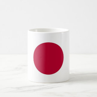 Mug with Flag of Japan