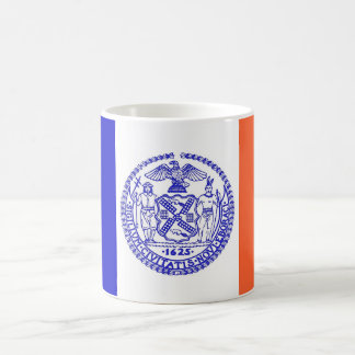 Mug with Flag of New York City - USA