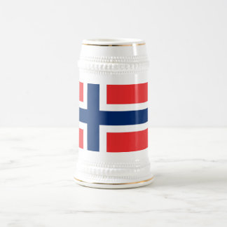Mug with Flag of Norway