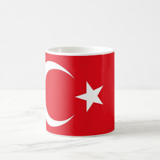 Mug with Flag of Turkey
