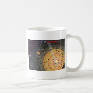 Mug with High Frontier Colonisation Map