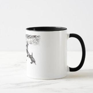 Mug with original Orca design
