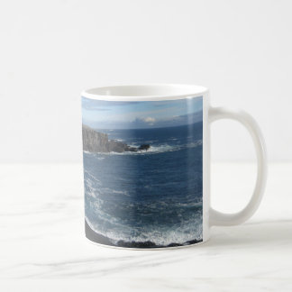 Mug With Picture of Icelandic Beach