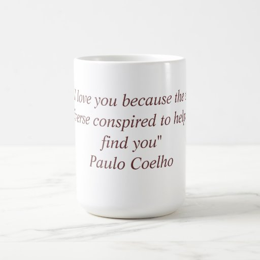 Mug with Quote