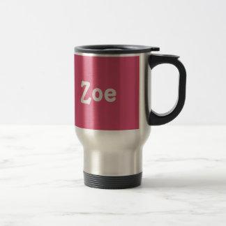 Mug Zoe