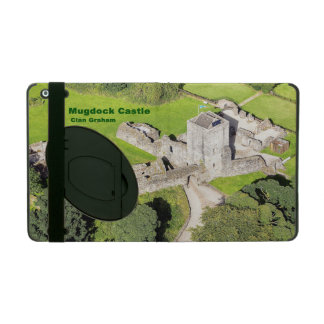 Mugdock Castle, Aerial View iPad Folio Case