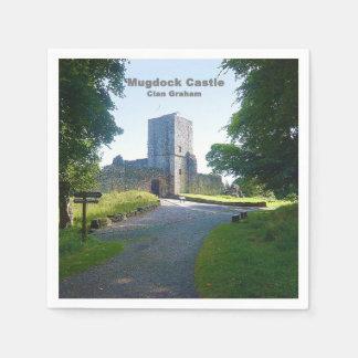 Mugdock Castle Paper Napkins