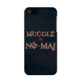 Muggle = No-Maj Incipio Feather® Shine iPhone 5 Case