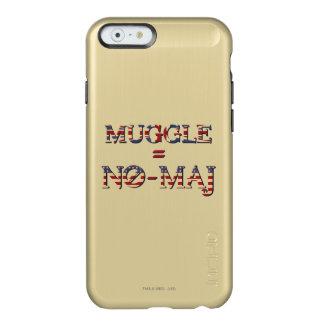 Muggle = No-Maj Incipio Feather® Shine iPhone 6 Case