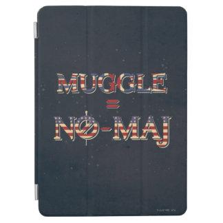 Muggle = No-Maj iPad Air Cover